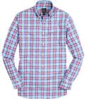 Stays Cool Long Sleeve Buttondown Sportshirt