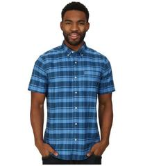 Hurley Ace Oxford Plaid S/S