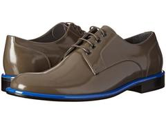 Viktor & Rolf Brushed Leather Oxford with Colored