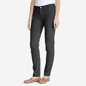 Women's Elysian Twill Slim Straight Jeans - Sl