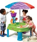 Splash & Scoop Bay with Umbrella™