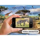 Augmented Reality Animals of Africa Puzzle
