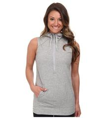 Nike Sleeveless Obsessed Half-Zip Hoodie