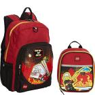 LEGO Fire City Nights Backpack & Fire City Nights