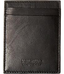 Steve Madden Smooth Card Carrier