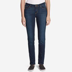 Women's StayShape® Straight Leg Jeans - Sl