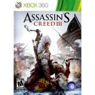 Pre-Owned Assassin's Creed III for Xbox 360