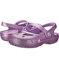Crocs Kids Shayna Hi Glitter MJ (Toddler/Little Ki