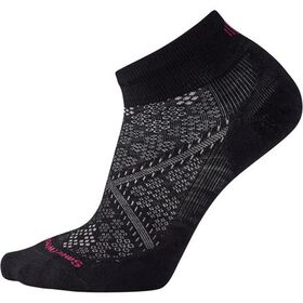 Smartwool PhD Run Light Elite Low Cut Sock - Women