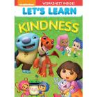 Nickelodeon: Let's Learn Kindness DVD