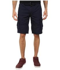 DKNY Jeans Mini Ripstop Cargo Shorts in Classic Na