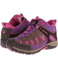 Merrell Kids Chameleon Mid Lace Waterproof (Big Ki
