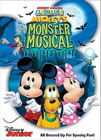 Disney Mickey Mouse Clubhouse: Mickey's Monster Mu