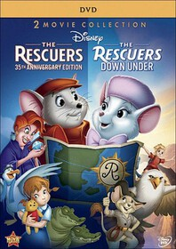 Disney The Rescuers: 35th Anniversary Edition/The