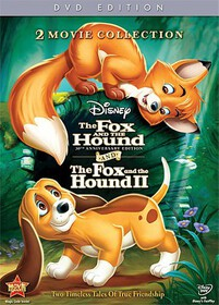 Disney The Fox and the Hound/Fox and the Hound II