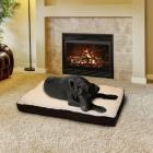 Faux-Sheepskin Orthopedic Pet Mattress