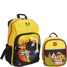 LEGO Construction City Nights Backpack & Construct