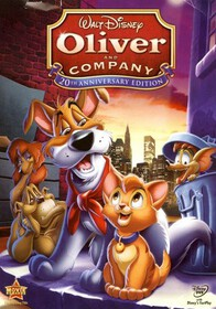 Disney Oliver and Company [20th Anniversary