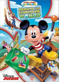 Disney Mickey Mouse Clubhouse: Around the Clubhous