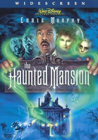 Disney The Haunted Mansion [WS