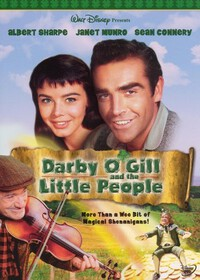 Disney Darby O'Gill and the Little People