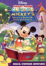 Disney Mickey Mouse Clubhouse: Mickey's Storybook