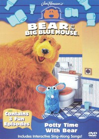 Disney Bear in the Big Blue House: Potty Time With