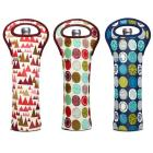 Pfaltzgraff Set of 3 Holiday Wine Totes