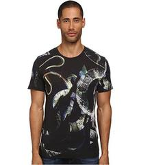 Just Cavalli Wild At Heart Tee