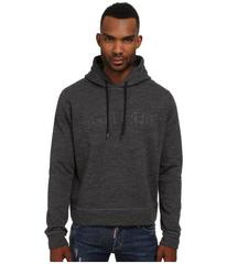 DSQUARED2 Pumpkin Fit Wool/Cotton Hoodie