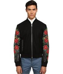 DSQUARED2 Embroidered Bomber Jacket