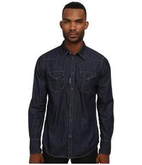 DSQUARED2 Western Denim Button Up Shirt