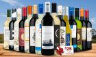 Up to 79% Off 15 Bottles of Wine & Voucher from He