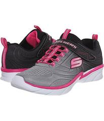 SKECHERS KIDS Swirly Shine Vibe (Little Kid/Big Ki