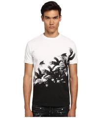 DSQUARED2 Crow Chic Dan Fit Tee