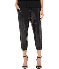 Vera Wang Pull On Gathered Pants