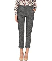 See by Chloe Brushed Jersey Cropped Trousers