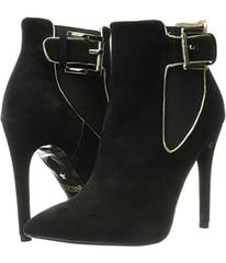 Just Cavalli High Heel Ankle Boot w/ Piping
