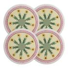 Pfaltzgraff Pistoulet Set of 4 Coasters