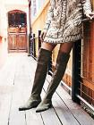 Free People Grafton Over the Knee Suede Boot