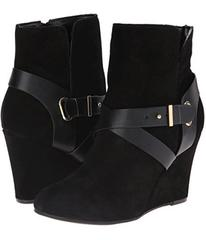 Chinese Laundry Ultimate Suede Wedge Bootie