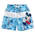 Mickey Mouse Swim Trunks for Baby