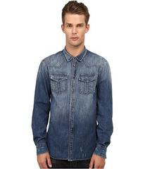 Pierre Balmain Denim Shirt