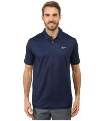 Nike Golf Tiger Woods Mobility Camo Embossed Polo