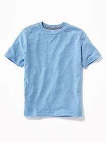 Softest Heathered Tee for Boys