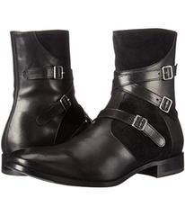 Alexander McQueen Triple Buckle Ankle Boot