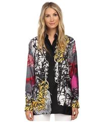 Versace Collection Street Baroque Large Blouse