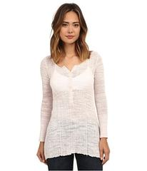 Free People Ribbed Up Henley
