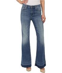 7 For All Mankind Tailorless Ginger in Bright Ligh