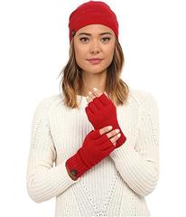 UGG Classic Sequin Trimmed Beanie and Tech Fingerl